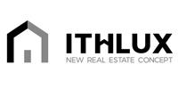 ITHLUX – New Real Estate Concept Logo