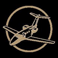 Jato Privado Logo