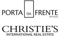 Porta da Frente | Christie's Logo