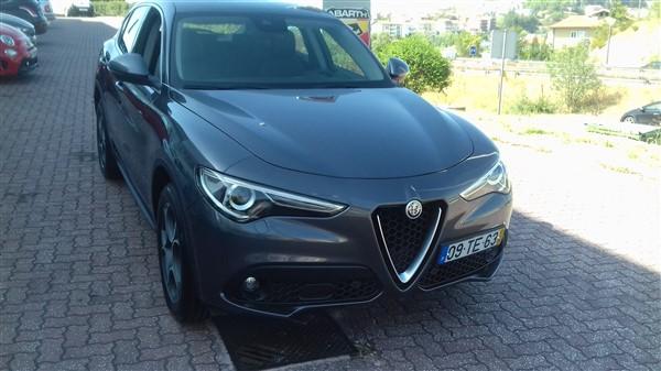 Alfa Romeo Stelvio 2.2 Turbo Diesel