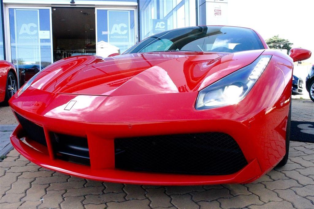 Ferrari 488 GTB-4