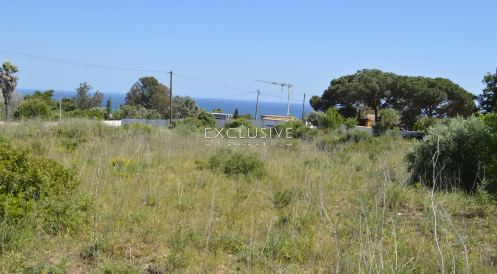Grande terreno, com vista mar, para venda em Lagos Luz, Algarve_4