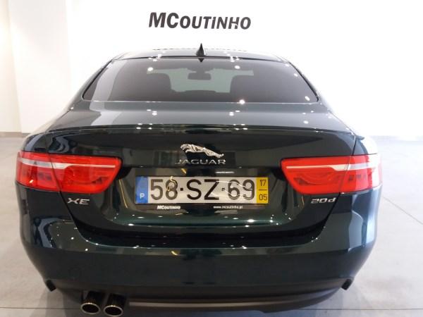 Jaguar XE 2.0D R-Sport Auto-3