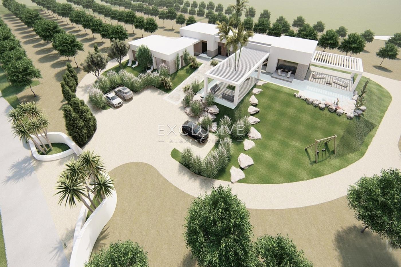 4 hectares Terreno perto Vale do Lobo com projecto para grande casa co_2
