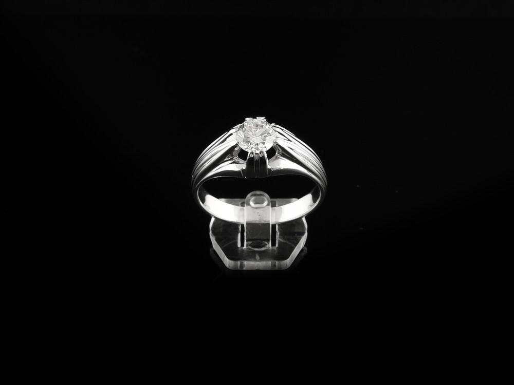 Anel com Diamantes - Ref. 663401-1