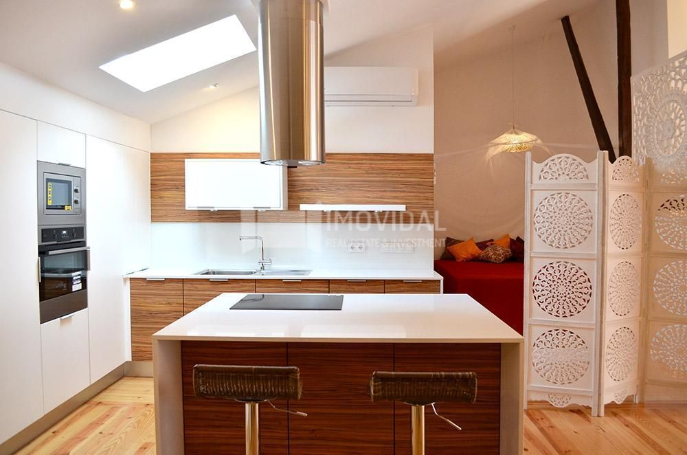 Apartamento Duplex - Lisboa-4