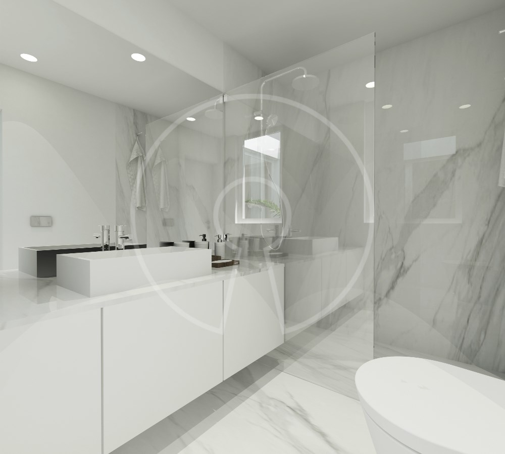 Apartamento de luxo tríplex - Estoril - Cascais