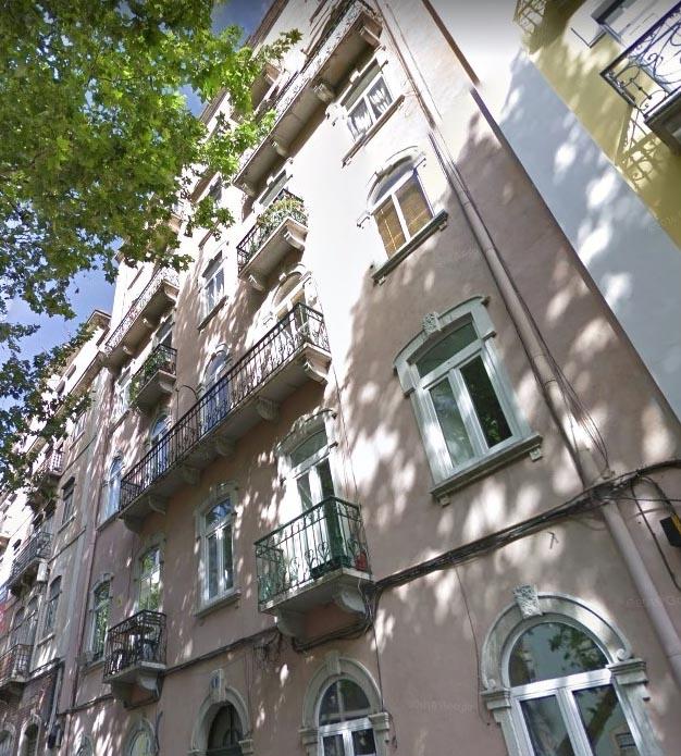 Apartamento - Rua do Viriato-2