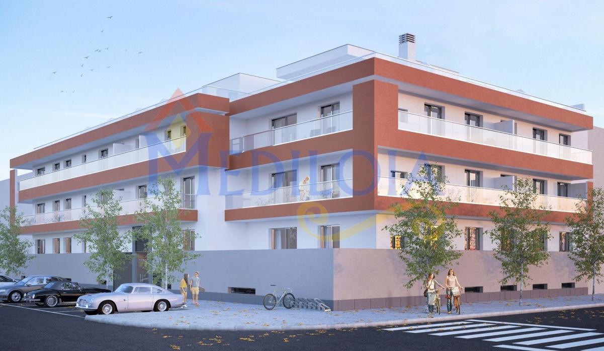 Apartamento T3 em condomínio fechado