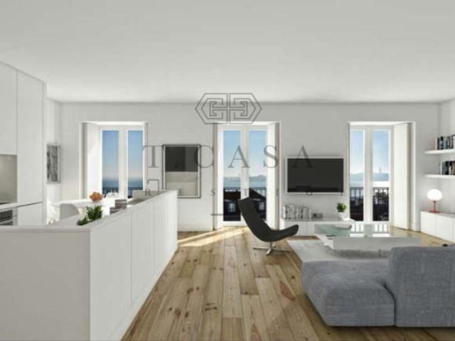 Apartamento T3 - Lisboa - Misericórdia-1