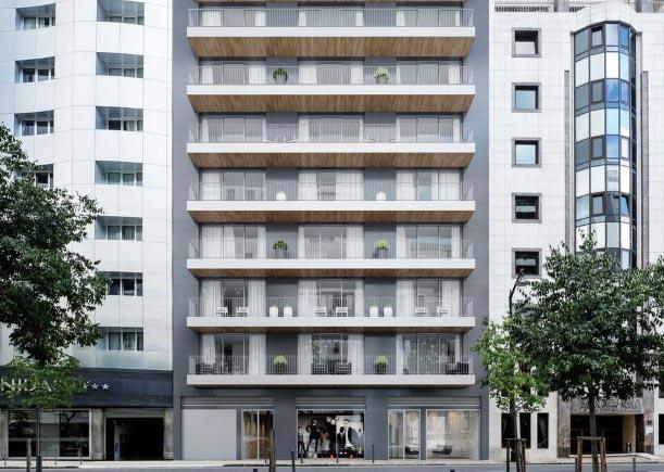 Apartamento T4 - Av. Duque D`Ávila