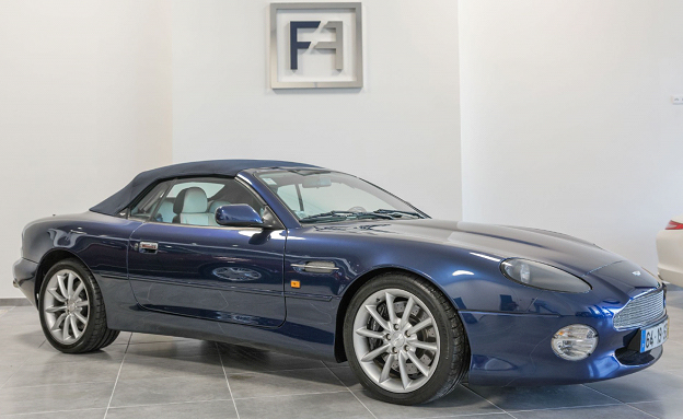 Aston Martin DB7 V12 VOLANTE-1