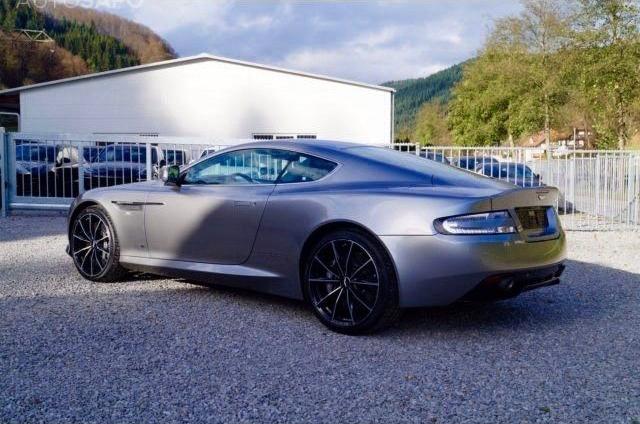 Aston Martin DB9 GT-4