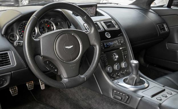 Aston Martin V8 Vantage Coupe-5