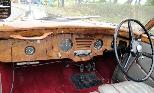 Bentley MK6 Cabriolet Parkward-1