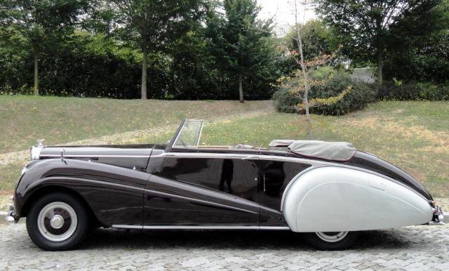 Bentley MK6 Cabriolet Parkward-4