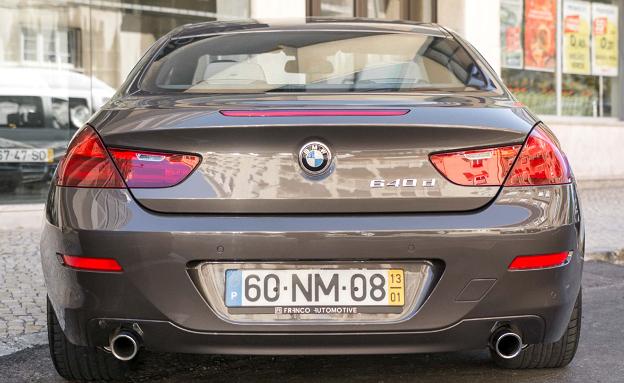 BMW (Série 6) 40D-3