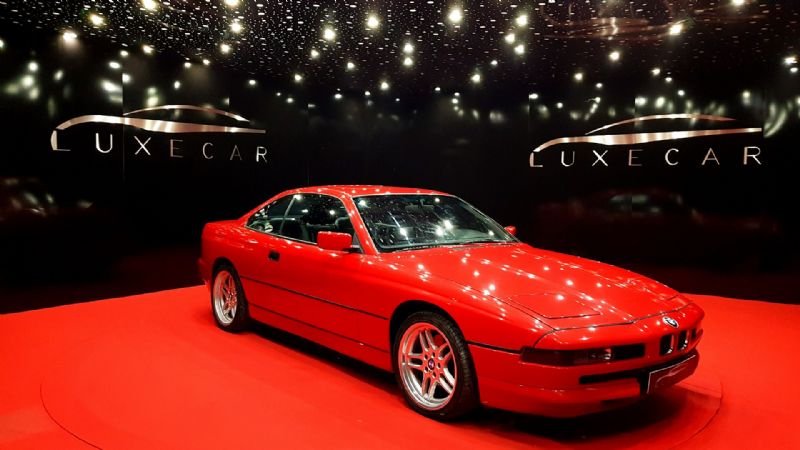 BMW (serie 8) 850CI-6
