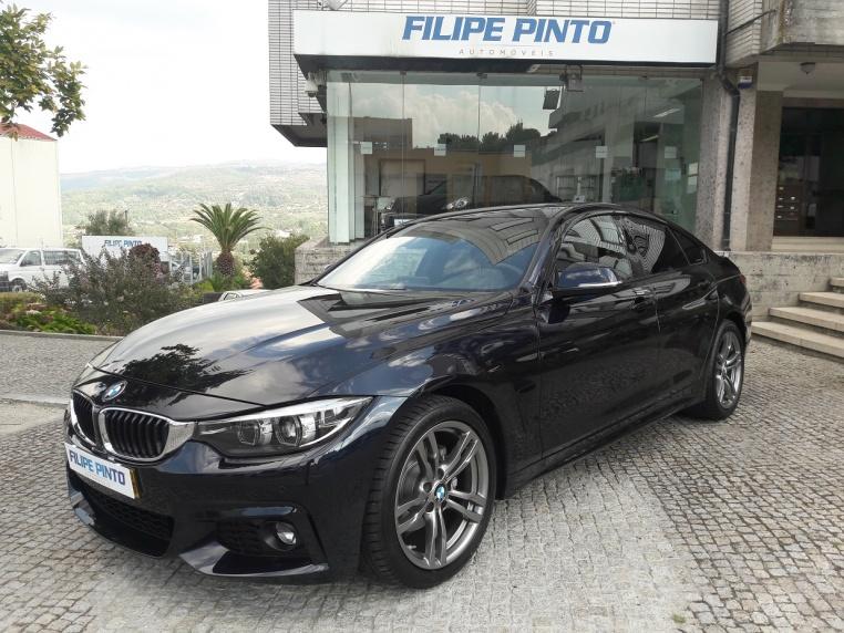 BMW 420 D Grand Coupé