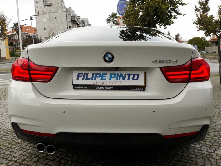 BMW 420D-4