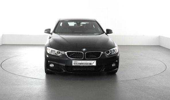 BMW 420dA Coupé Pack M -1