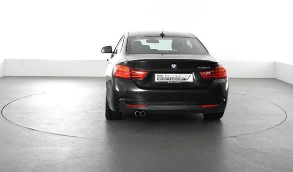 BMW 420dA Coupé Pack M -3