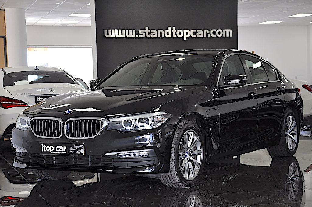 BMW 530e iPerformance Plug-In_1