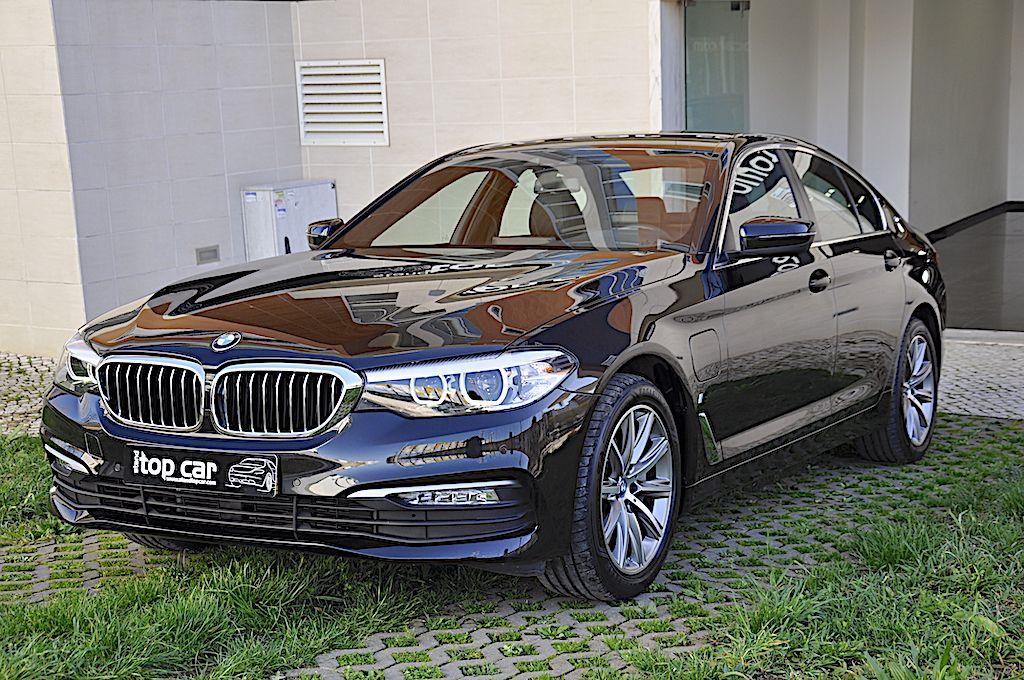 BMW 530e iPerformance Plug-In_2