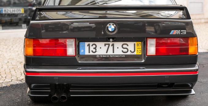 BMW M3 (E30)-3