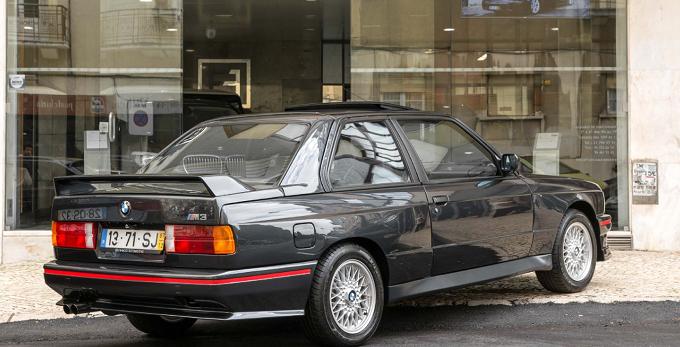 BMW M3 (E30)-5