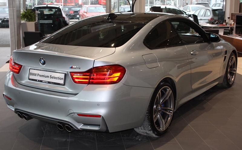 BMW M4 Coupé-1