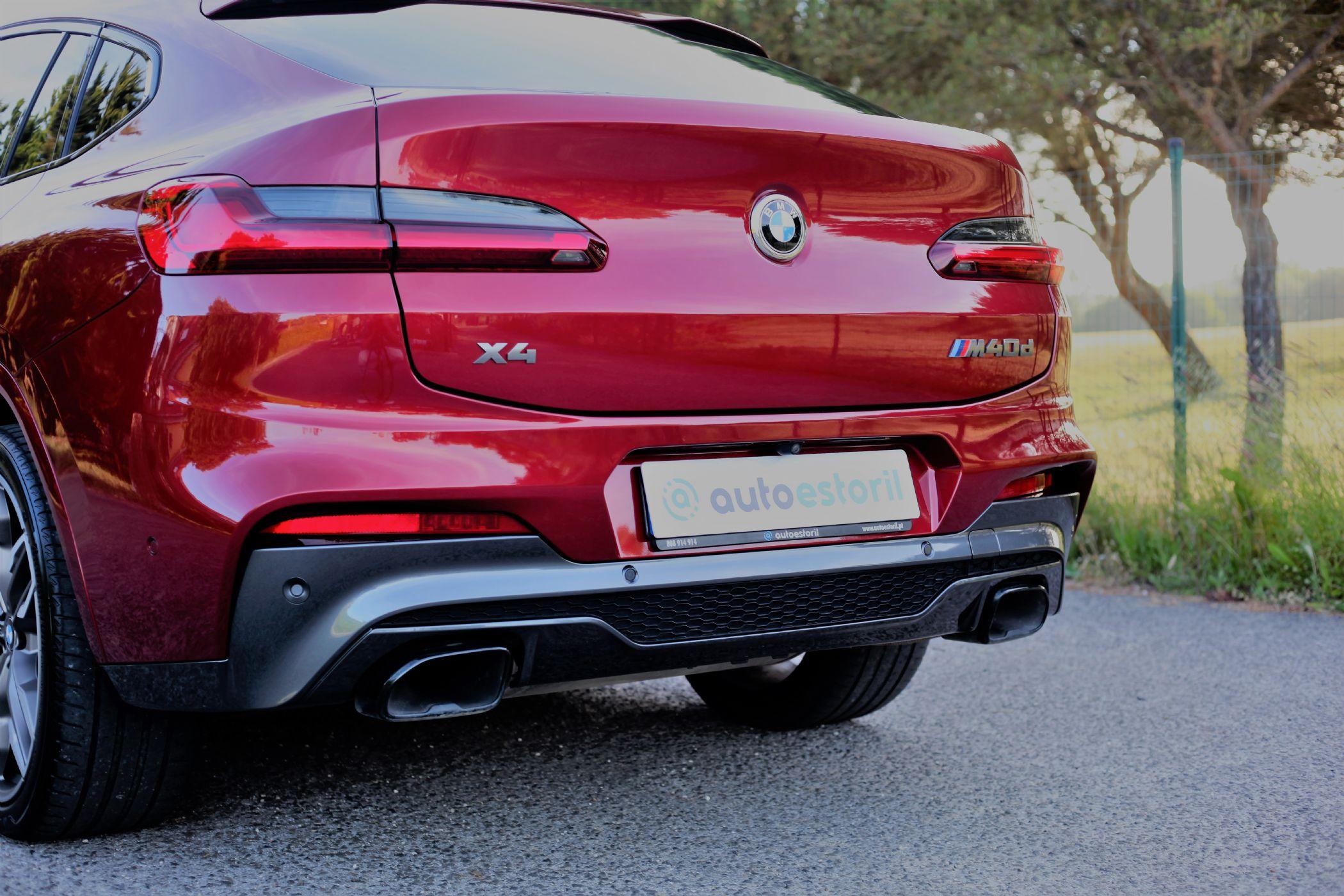 BMW X4 M40 D