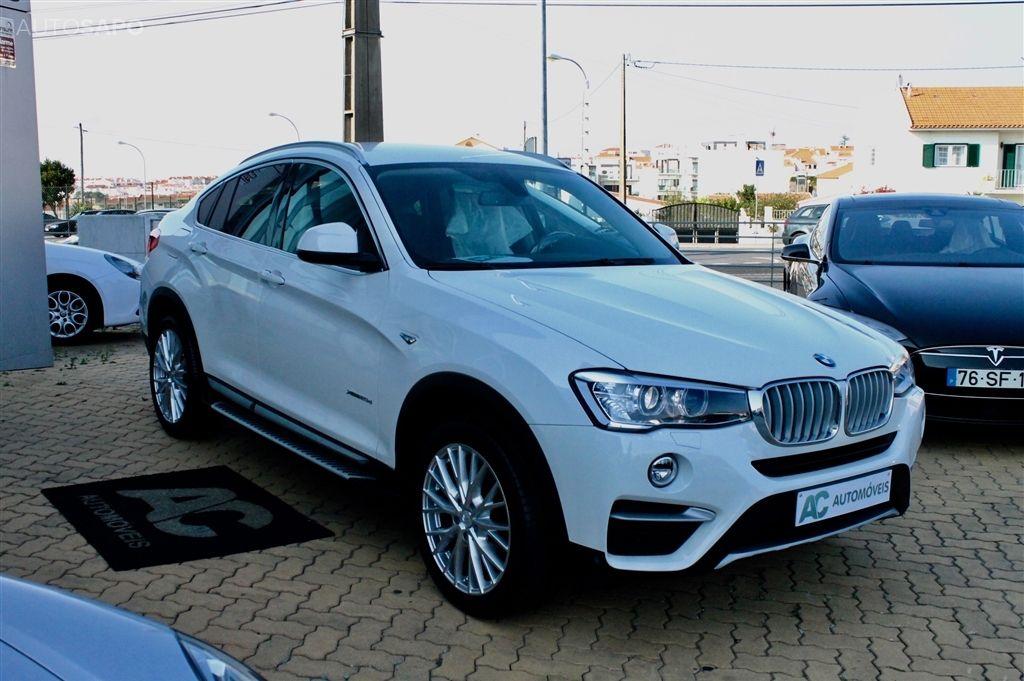 BMW X4 xDrive 20d-1
