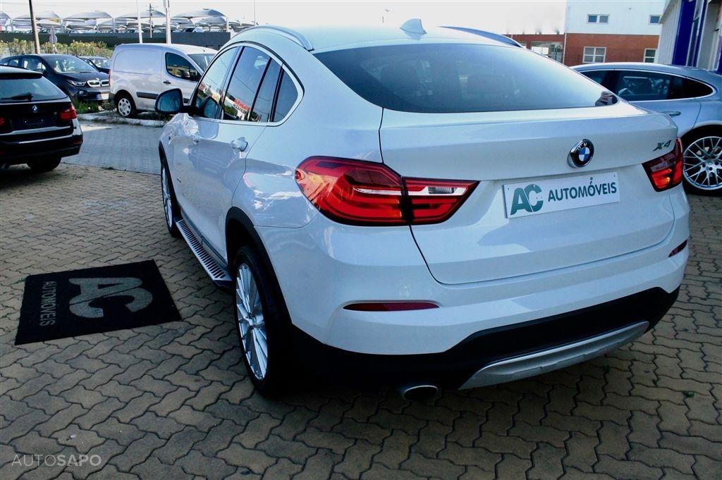 BMW X4 xDrive 20d-2