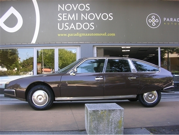 Citroen CX 2500 D Pallas
