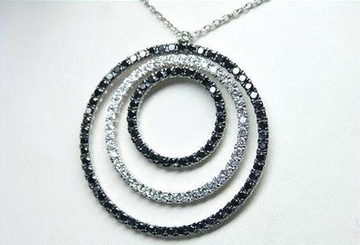 Colar - Black/White 1