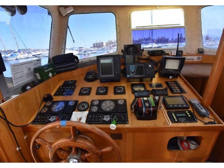 Colvic Trawler Yacht Beta 39-1