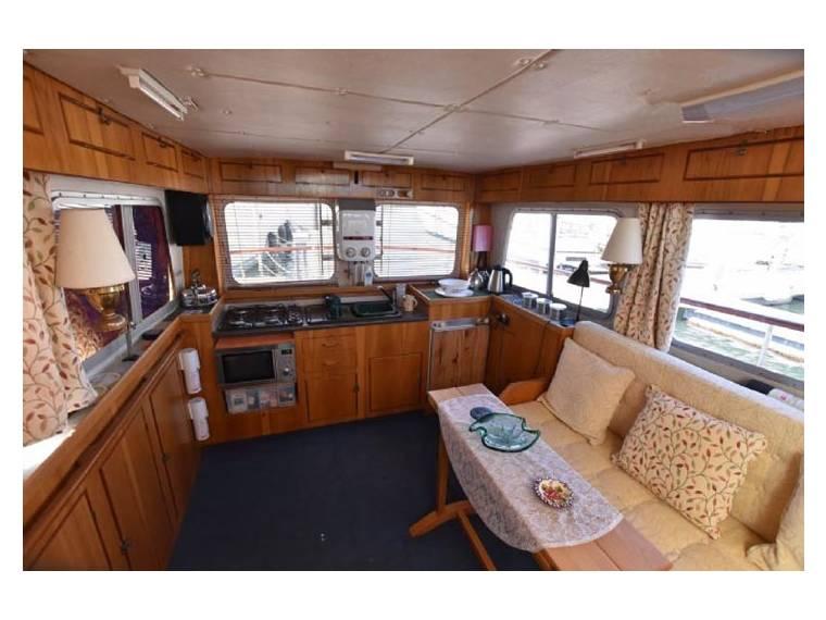 Colvic Trawler Yacht Beta 39-3