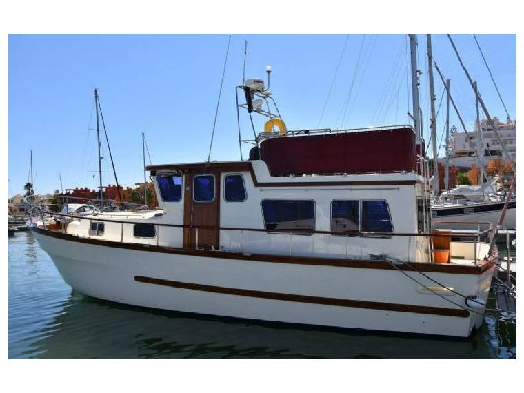 Colvic Trawler Yacht Beta 39-5