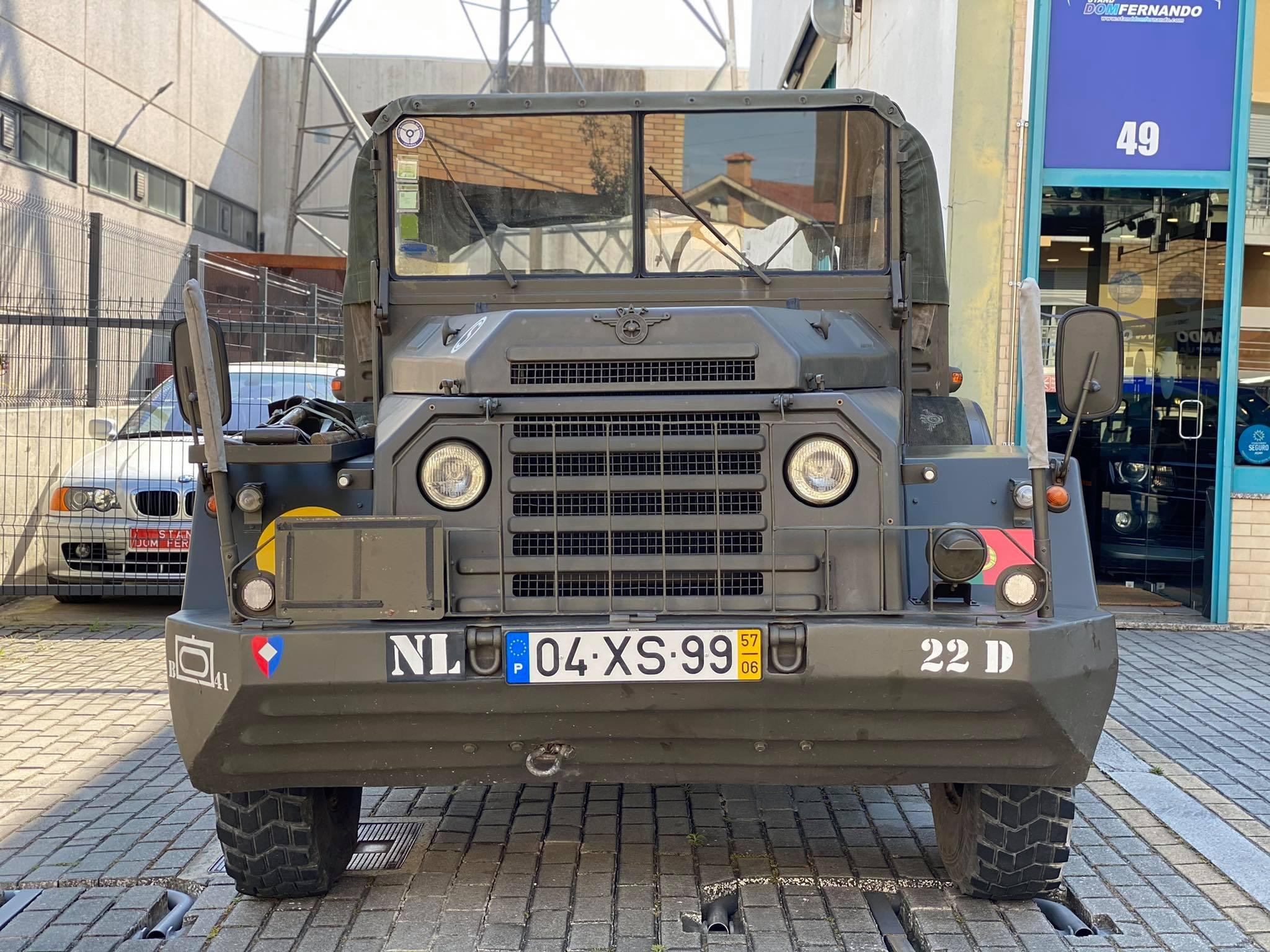 DAF YA 126 Militar
