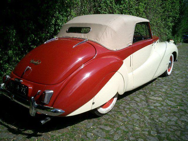Daimler DB18 Barker Special-4