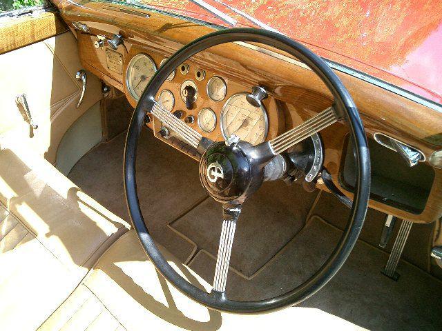 Daimler DB18 Barker Special-5