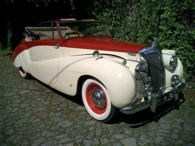 Daimler DB18 Barker Special