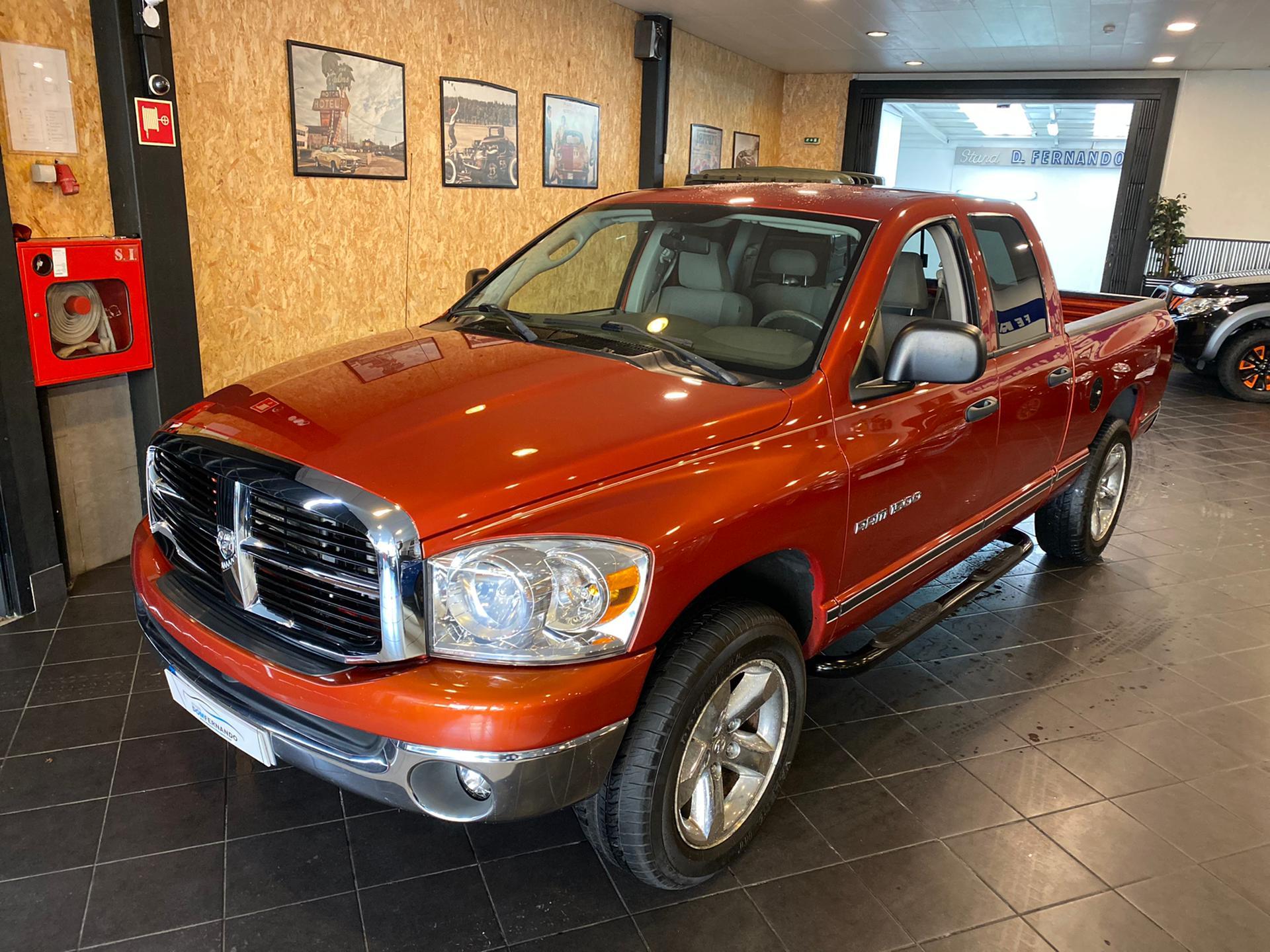 Dodge RAM 4.7 V8 Big - Horn Edition
