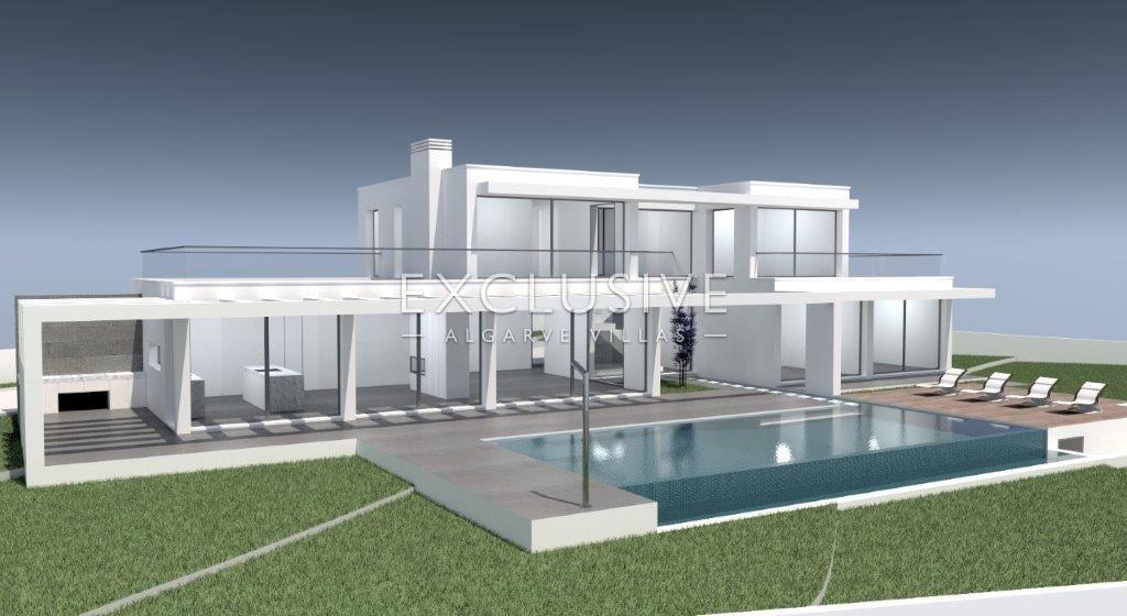 Fantástica moradia à beira-mar com piscina, Carvoeiro, Algarve_1