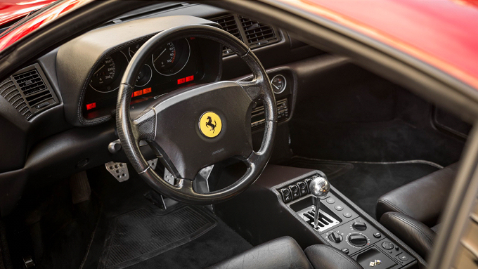 Ferrari 355 coupé Berlinetta CX Manual-1