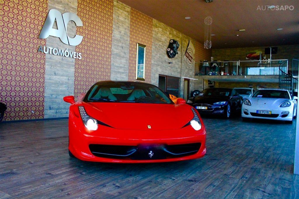 Ferrari 458 Italia-2