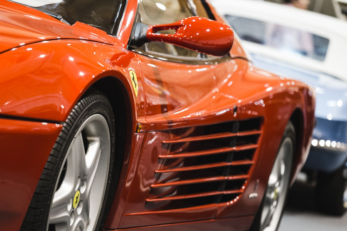 Ferrari 512 TR-2