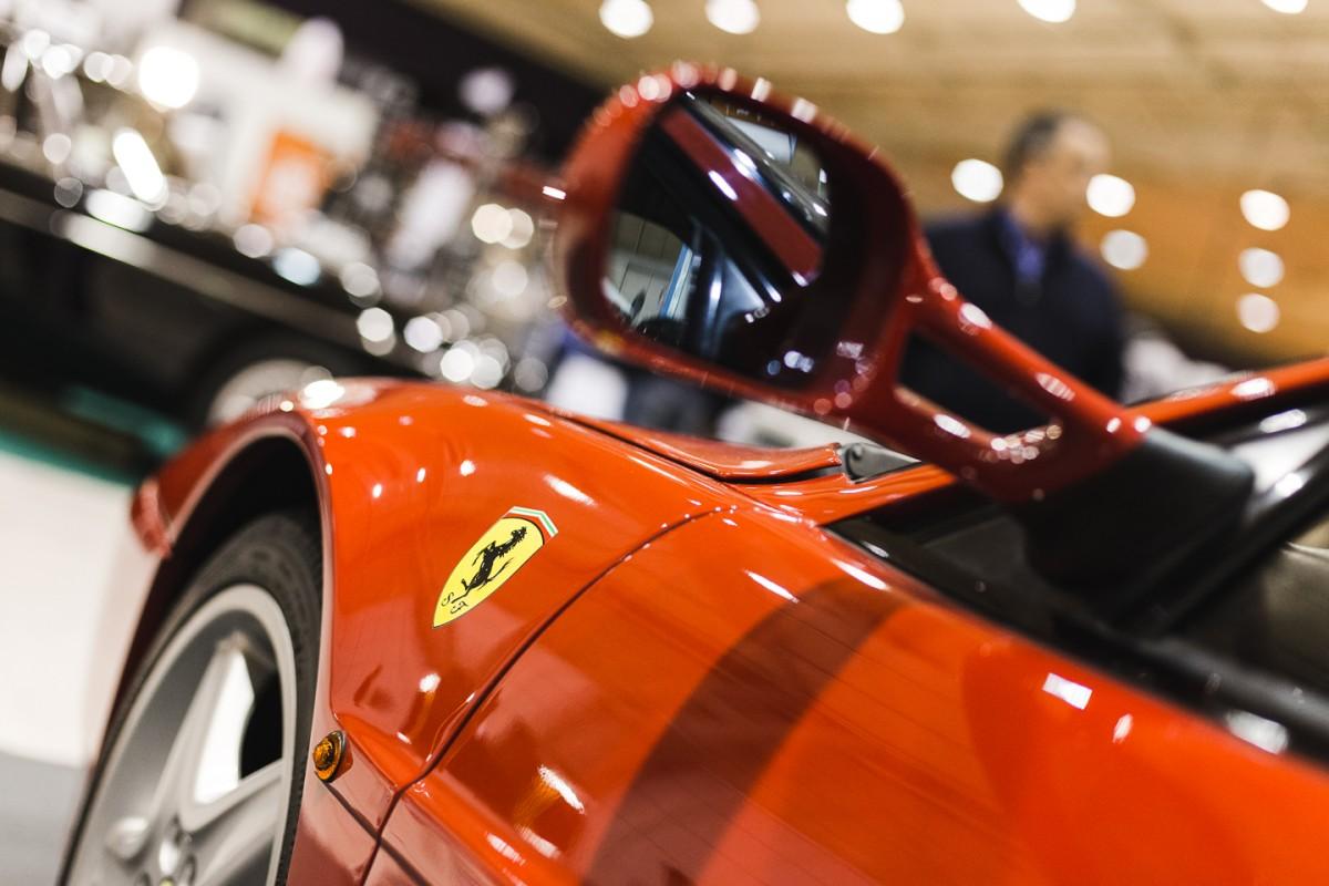 Ferrari 512 TR-3