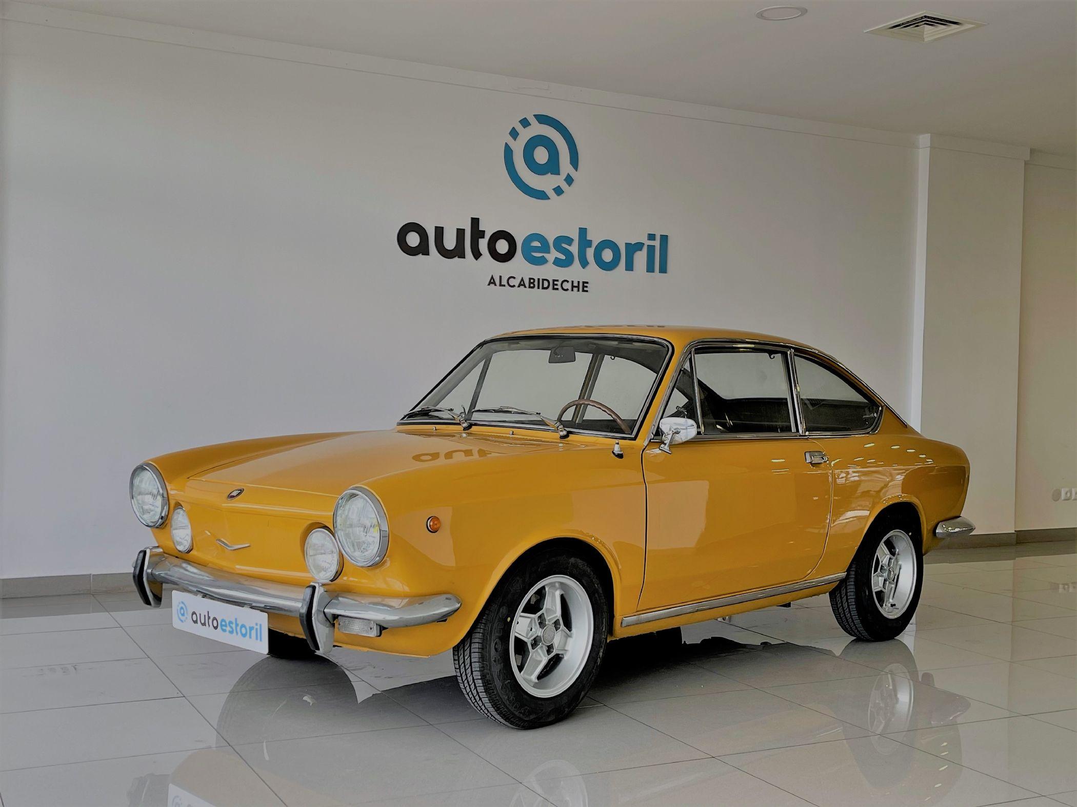 Fiat 850 Sport Coupé - 1970